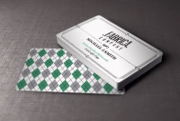 Fabric Business Card
