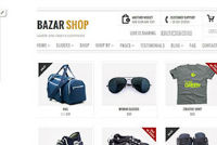 Bazar Shop - Multi-Purpose e-Commerce
