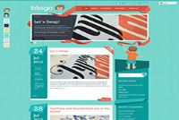Blogo - Stylish for Creative Bloggers
