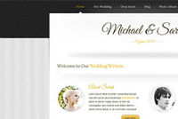 Marriage - Responsive Wedding