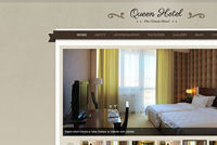 Queen Hotel - Classic and Elegant