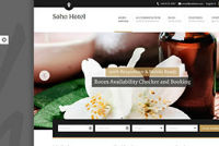 Soho Hotel - Responsive Hotel Booking